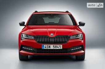 Skoda Superb 2019 Ambition