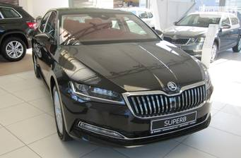 Skoda Superb 2.0 TDI DSG (190 л.с.) CR  2019