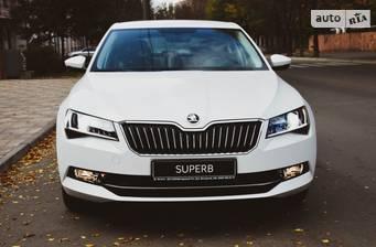 Skoda Superb New 1.8 TSI AT (180 л.с.) 2018