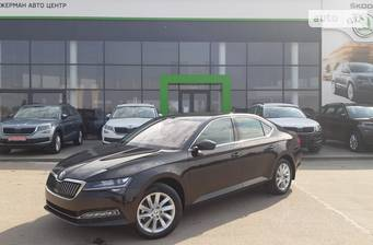 Skoda Superb 2.0 TDI DSG (190 л.с.) CR  2020
