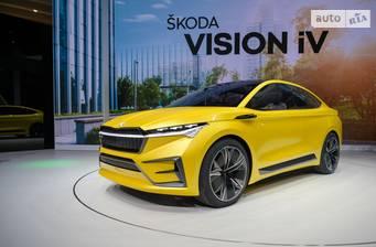Skoda Vision iV 2021