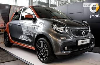 Smart Forfour 0.9T AТ (90 л.с.) 2016