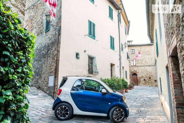 Smart Fortwo Perfect