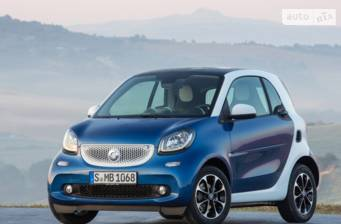 Smart Fortwo 0.9 МТ (90 л.с.) 2016