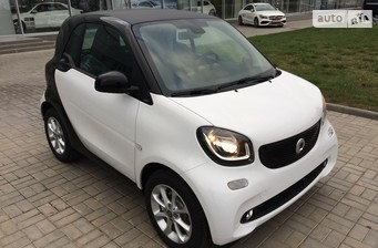 Smart Fortwo 0.9T AТ (90 л.с.) Passion 2016