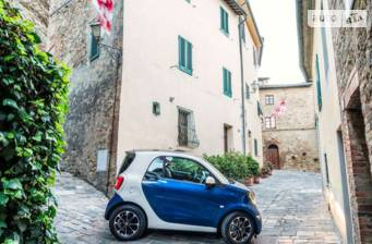 Smart Fortwo 0.9 МТ (90 л.с.) 2017