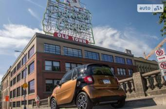 Smart Fortwo 0.9 МТ (90 л.с.) 2018