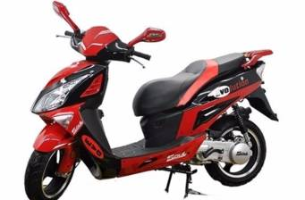 Soul Evolution 150 cc 2018