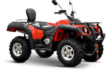 Speed Gear ATV 800 2018