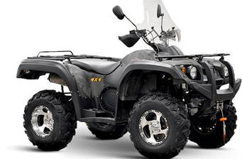 Speed Gear ATV 700 2018