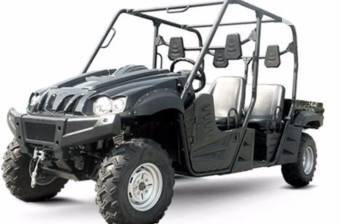 Speed Gear UTV 700 Long 2018