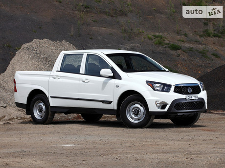 SsangYong Actyon Sports 2010