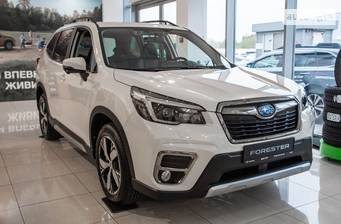 Subaru Forester 2.5i-S ES CVT Lineartronic (184 л.с.) AWD 2020