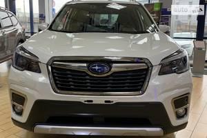 Subaru Forester 2.5i-S ES CVT Lineartronic (184 л.с.) AWD Premium 2020