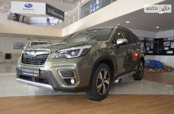 Subaru Forester 2.0i-L MHEV e-BOXER Lineartronic (165 л.с.) AWD 2020