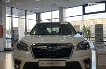 Subaru Forester 2.0i-L MHEV e-BOXER Lineartronic (165 л.с.) AWD 2021