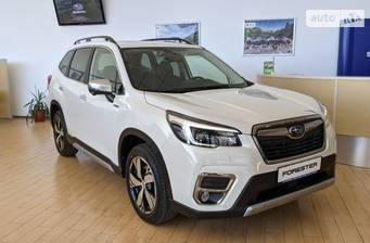 Subaru Forester 2.0i-L MHEV e-BOXER Lineartronic (150 л.с.) AWD 2021