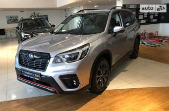 Subaru Forester 2.5i-S ES CVT Lineartronic (184 л.с.) AWD 2021