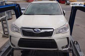 Subaru Forester 2.0XT AT (240 л.с.) OS 2018