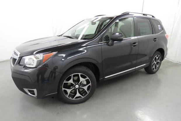 Subaru Forester NS