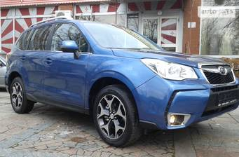 Subaru Forester 2.0XT AT (240 л.с.) 2018