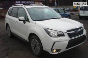 Subaru Forester GW