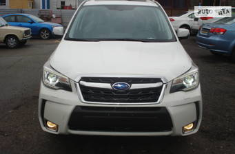 Subaru Forester 2.0D АТ (150 л.с.) 2018