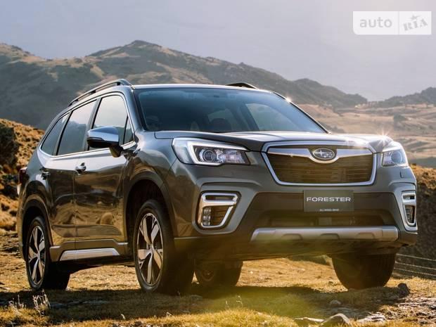 Subaru Forester VQ