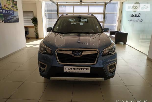 Subaru Forester Individual