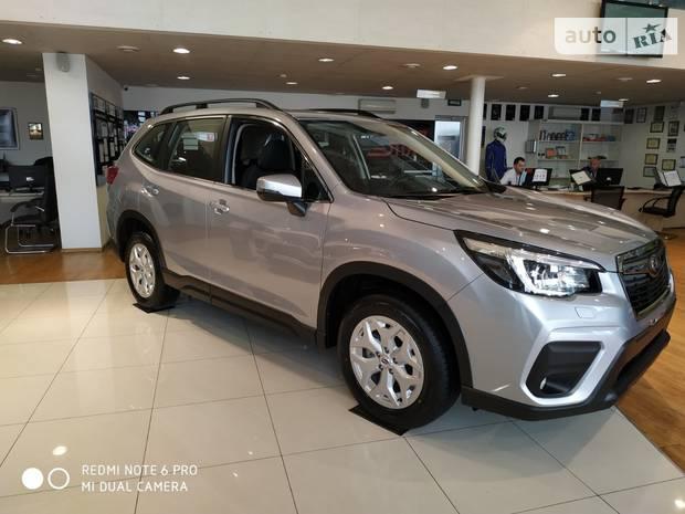 Subaru Forester Active