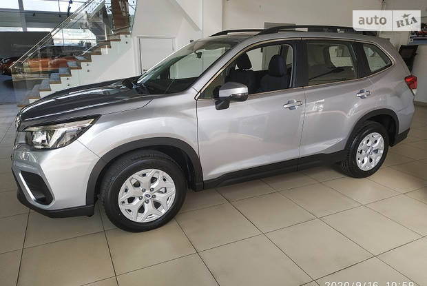 Subaru Forester Active