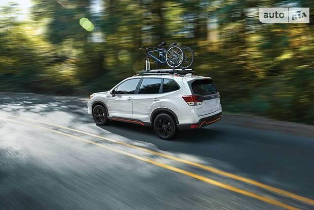 Subaru Forester OT
