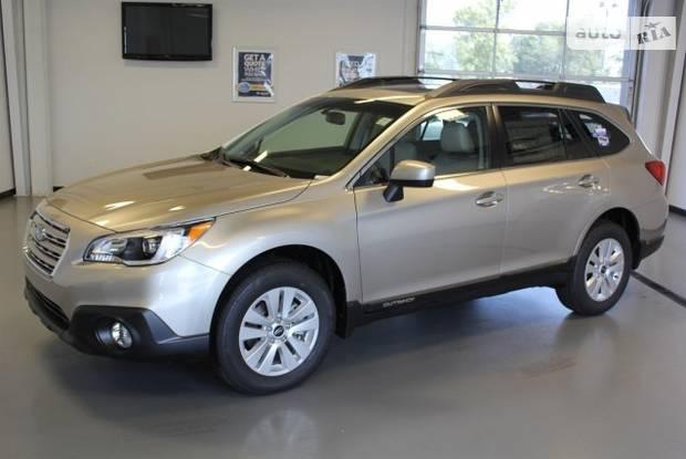 Subaru Outback Luxury