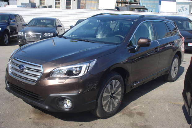 Subaru Outback  Top