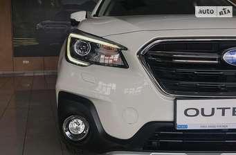 Subaru Outback 2.5i-S CVT (175 л.с.) AWD 4N EyeSight 2018