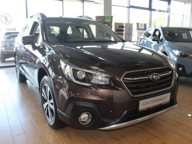 Subaru Outback 4N EyeSight