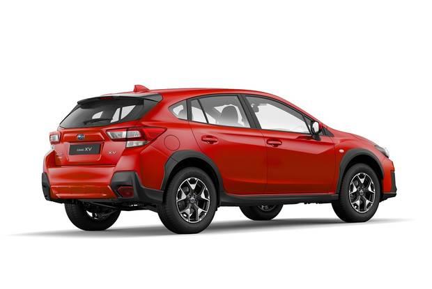 Subaru XV ZG