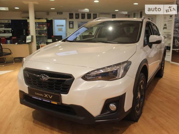 Subaru XV TF