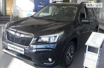 Subaru Forester 2.5i-L ES CVT Lineartronic (184 л.с.) AWD 2019