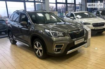 Subaru Forester 2.5i-S ES CVT Lineartronic (184 л.с.) AWD 2019
