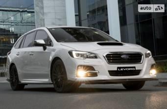 Subaru Levorg 1.6 AT (170 л.с.) AWD 2018