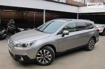Subaru Outback 2.0D CVT (153 л.с.) 2018
