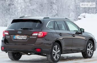 Subaru Outback 2.5i-S CVT (175 л.с.) AWD 2019