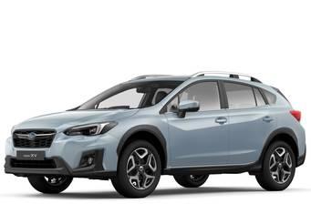 Subaru XV 2.0i-S CVT Lineartronic (156 л.с.) AWD 2020