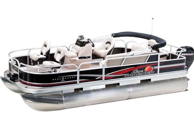 Sun Tracker Bass Buggy 1 поколение Катер