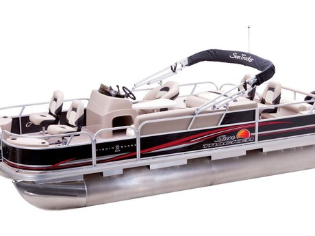 Sun Tracker Fishin Barge 2021
