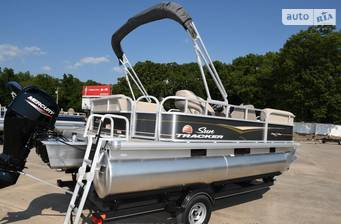 Sun Tracker Party Barge 2022