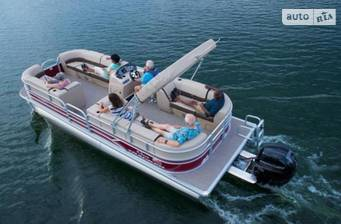 Sun Tracker Party Barge 2021