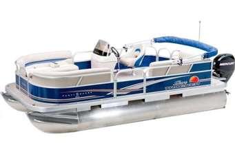 Sun Tracker Party Barge 2021 в Днепр (Днепропетровск)