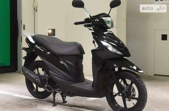 Suzuki Address 2017